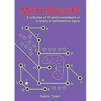 Mathsheets by Turpin & Dominic