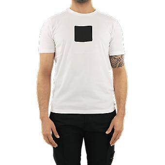 C.P.Company T-Shirts - Short Sleeve White 10CMTS065005100W103 Top
