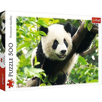 Trefl Giant Panda Jigsaw - 500 Stück