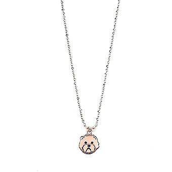 Jack & co pets - maltese necklace jcn0955