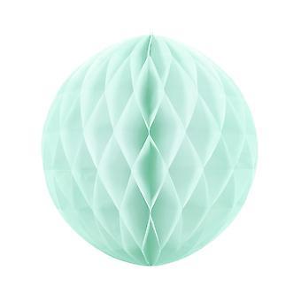 40cm Licht Mint grün Tissue Papier Waben Ball Hochzeit Party Dekoration