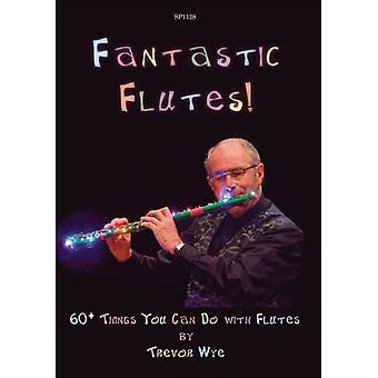 Fantastiska flöjter! 60+ saker du kan göra med flöjter (Författare: Trevor Wye) BÖCKER (GENERAL)