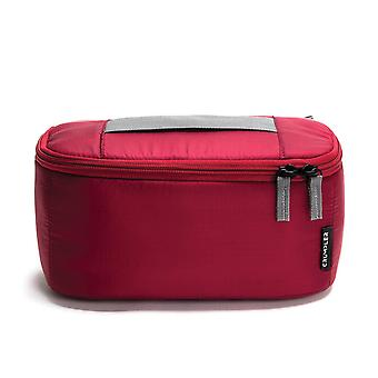 Crumpler Beauty Pack M Inlay pink / red