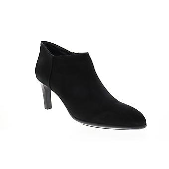 Aquatalia Adult Womens Dona Dress Suede Ankle & Booties Boots