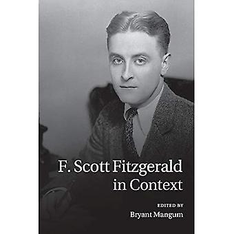 F. Scott Fitzgerald in Context