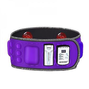 Wiederaufladbare Wireless X5 Sauna Heizung Abnehmen Massagegerät Gürtel Anti Cellulite Bauch Taille Gewichtsverlust