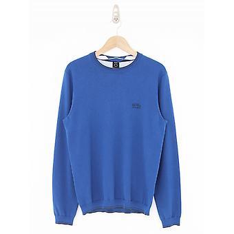 BOSS Athleisure Ritom Knit - Bright Blue