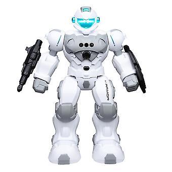 Robotleksaker rc robot intelligent programmerbar fjärrkontroll pedagogisk leksak sm164134
