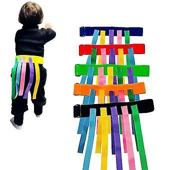 اللياقة البدنية لعبة الملحقات الأطفال لعبة في الهواء الطلق اصطياد حزام الذيل