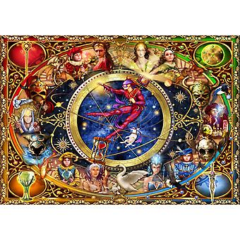 Bluebird Legacy of the Divine Tarot Jigsaw Puzzle (1000 Pieces)