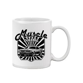 Muscle Classic Mug -SPIdeals Designs