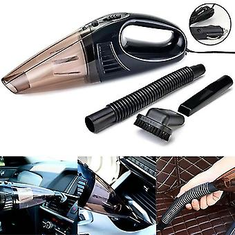 Vacuum accessories 120w car vacuum cleaner home wet dry handheld cord rechargeable portable