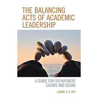 The Balancing Acts of Academic Leadership