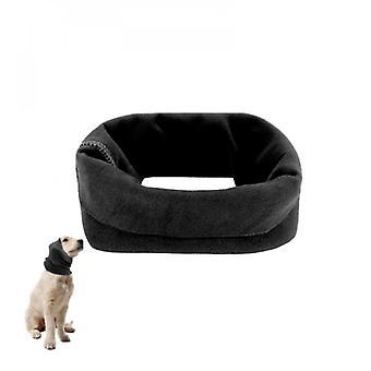Pet Hoodz Klobúk pre psov Úzkosť Starostlivosť o ušné muffs Dog Ear Protection Šatka