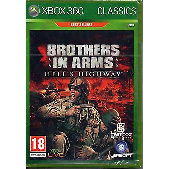 Brothers In Arms Hells Highway Xbox 360 Game Classics
