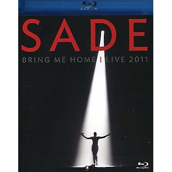 Sade - Bring Me Home-Live 2011 [BLU-RAY] USA import