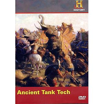 Ancient Tank Tech [DVD] USA import
