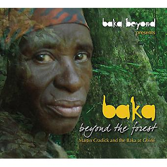 Baka Beyond - Beyond the Forest [CD] USA import