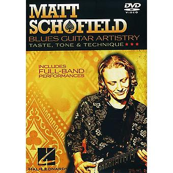 Schofield Matt-Blues Guitar Artistry [DVD] USA import