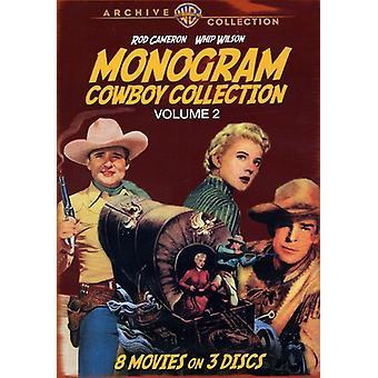 Monograma vaquero Colección: Volumen 2 [DVD] USA importar