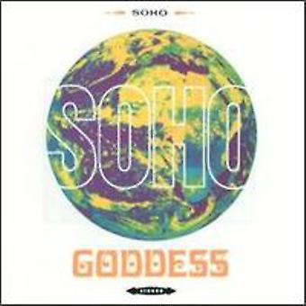 Soho - Göttin [CD] USA importieren