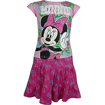 Ragazze Disney Minnie Mouse 2-Piece Set maniche corte t-shirt & gonna
