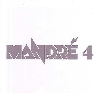 Mandre - 4 [CD] USA import