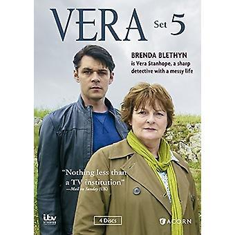 Vera: Set 5 importation USA [DVD]