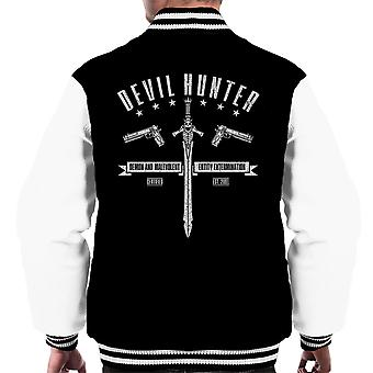 Devil Hunter Devil May Cry Men's Varsity Jacket