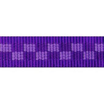 Tuff Lock 180cm großen violetten Checker