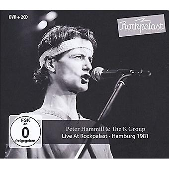 Peter Hammill & the K Group - Live at Rockpalast [CD] USA import