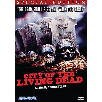 City of the Living Dead [DVD] USA import
