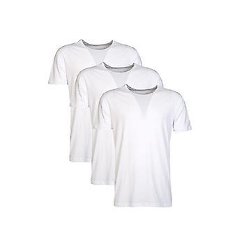 Emporio Armani 3 Pack Underwear T-shirts In Black And White 110821cc712