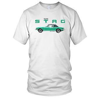 Triunfo coches ciervo niños T Shirt