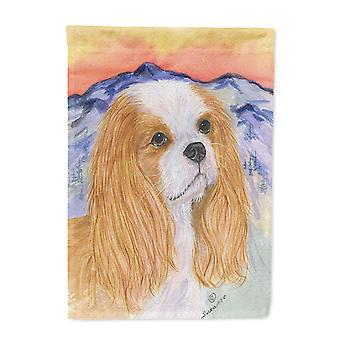 Carolines Treasures  SS8164-FLAG-PARENT Cavalier Spaniel Flag