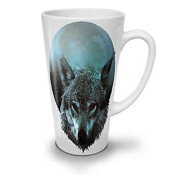 Wolf Moon Light Hunt NEW White Tea Coffee Ceramic Latte Mug 12 oz | Wellcoda