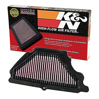 Kawasaki Ninja ZX6R 2007-08 K&N High Performance OEM Replacement Air Filter
