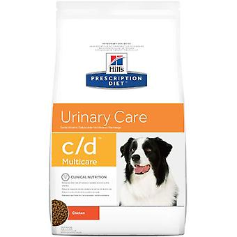 Hill's Prescription Diet Canine c/d (Dogs , Dog Food , Dry Food , Veterinary diet)
