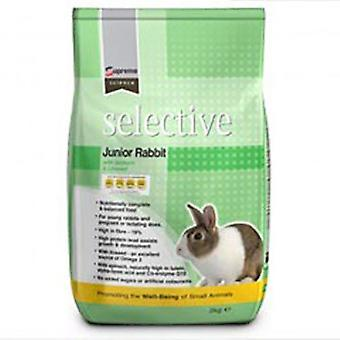 Supreme Science Selective Junior Rabbit Food