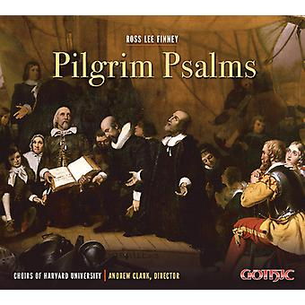 Finney / Harvard-Radcliffe Collegium Musicum - Pilgrim Psalms [CD] USA import