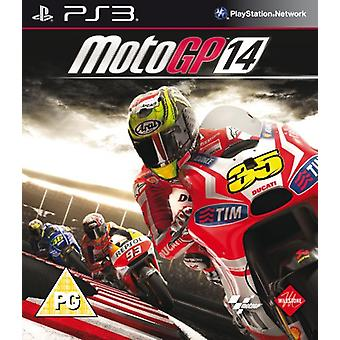 MotoGP 14 (PS3)-nieuw