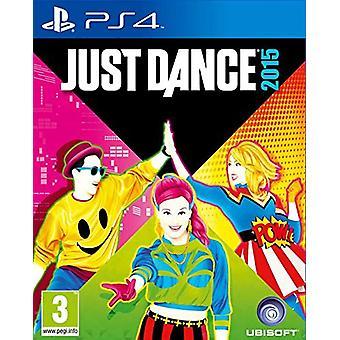 Just Dance 2015 (PS4)-nytt