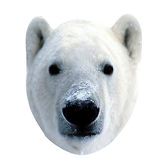 Jääkarhu naamio