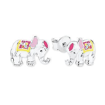 Prinzessin Lillifee Kinder Ohrringe Silber Elefant 2019680