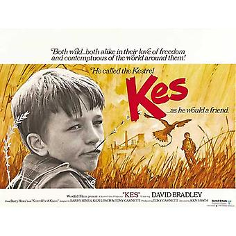 KES Movie Poster (11 x 17)