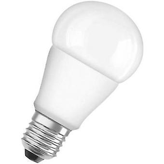 OSRAM LED (monochroom) EEC A+ (A++ - E) E27 Random 8 W = 60 W Warm wit (Ø x L) 60 mm x 110 mm 1 pc(s)
