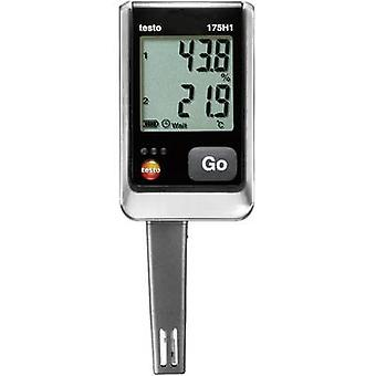 testo 175 H1 RH data logger Unit of measurement Temperature, Humidity -20 até +55 °C 0 até 100 RH