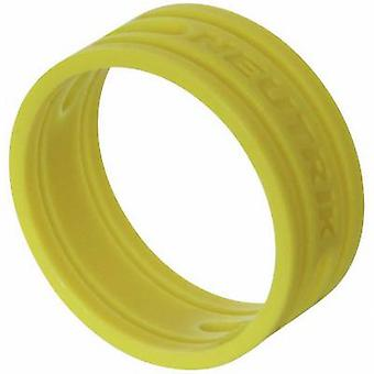 ID ring Neutrik XXR-SET-4 Yellow 10 pc(s)
