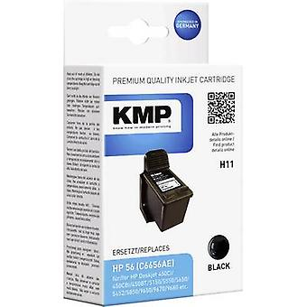 KMP Ink replaced HP 56 Compatible Black H11 0995,4561