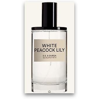 D.S. & Durga White Peacock Lily Eau De Parfum 3.4oz/100ml New In Box